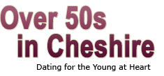 Over 50s in Cheshire